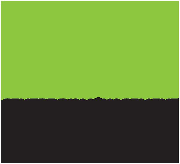 Logo du Centre d'aménagement paysager des sources.